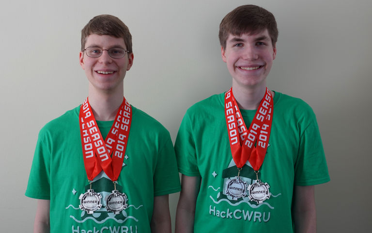 CHS Junior Nathan Dimmer Earns International Award for Programming Skills